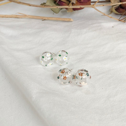 Little bubbles studs set (preorder)