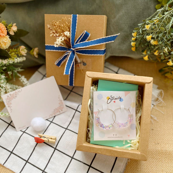 Two Curiously's Gift Box