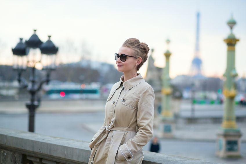 How To Dress Like a Parisian