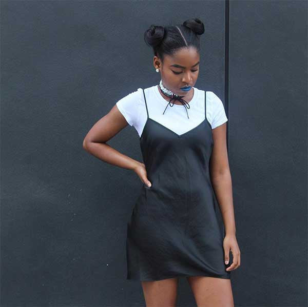 f4be3356eb61e How To Wear Shirt Under a Dress Like a Cool Girl – patapatajewelry