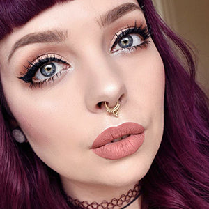 septum gold jewelry