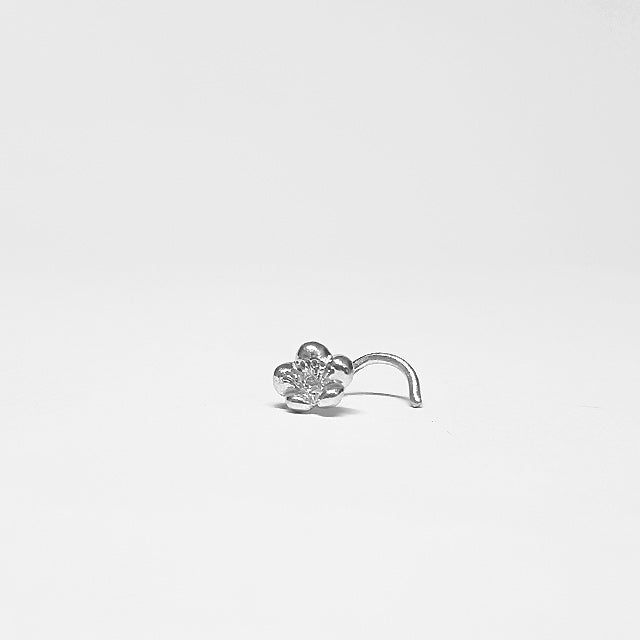 sterling nose ring pin