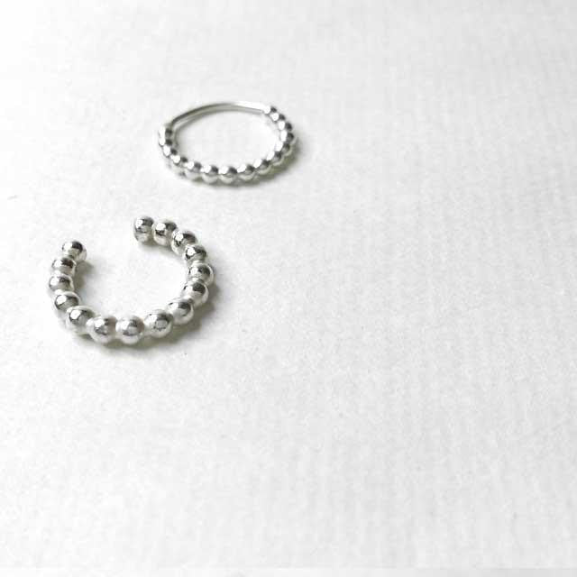fake horseshoe septum ring