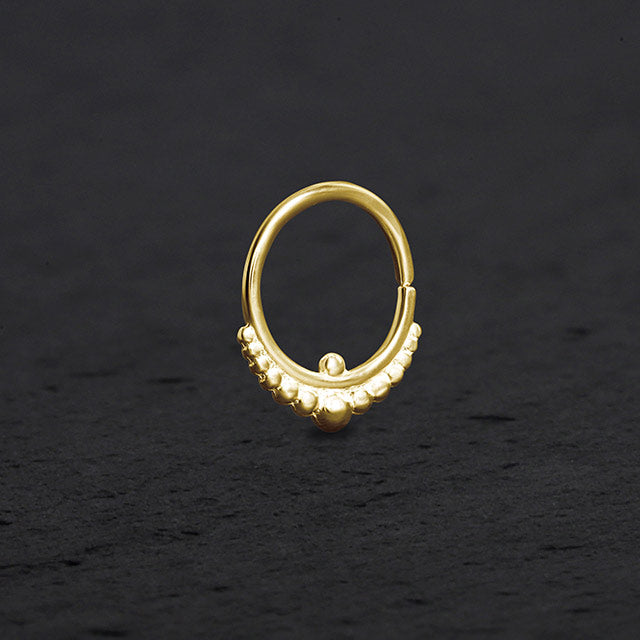 Gold Nose Ring | Pata Pata Jewelry