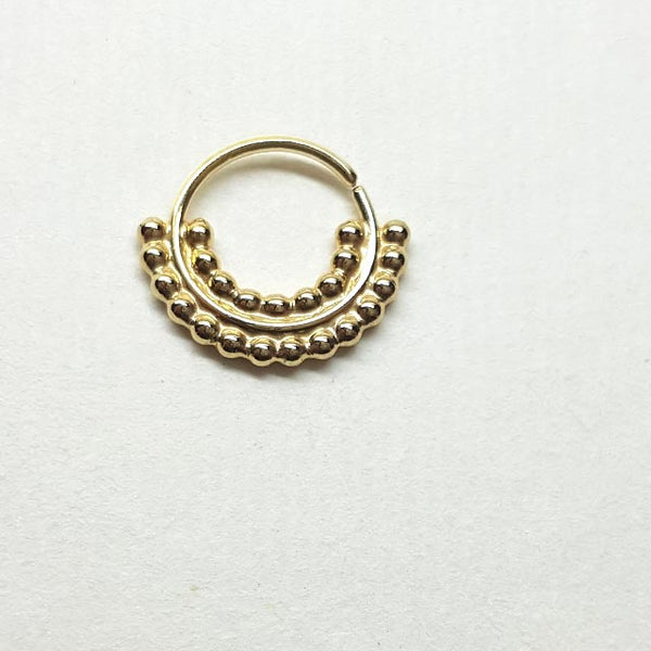 cartilage earring hoop