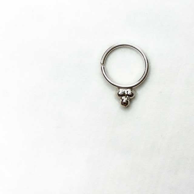 Bindi Nose Ring - patapatajewelry