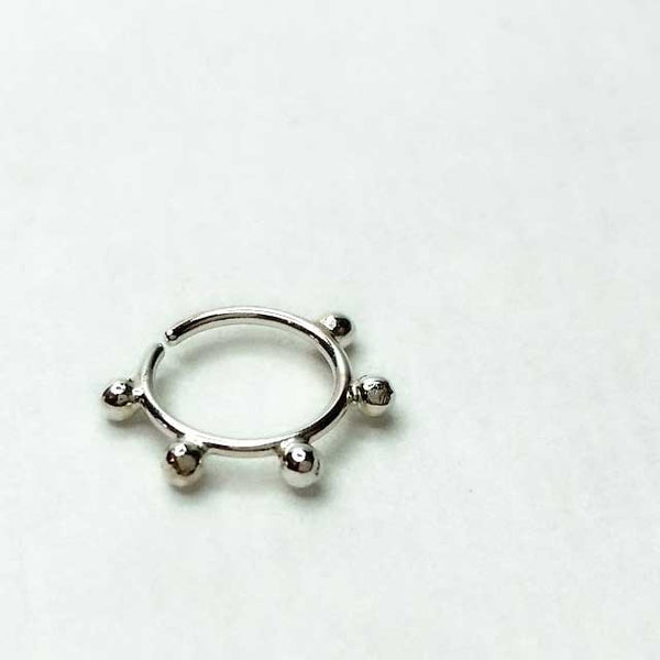 small nose ring
