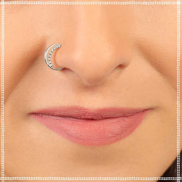 Hoop Nose Ring | Pata Pata Jewelry
