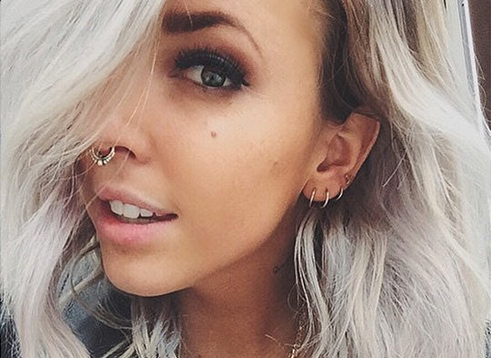 fake septum