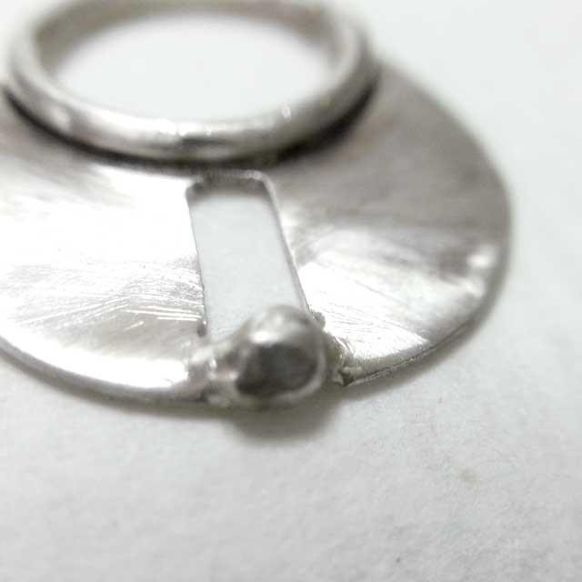 Urban Tribe Silver Septum Ring