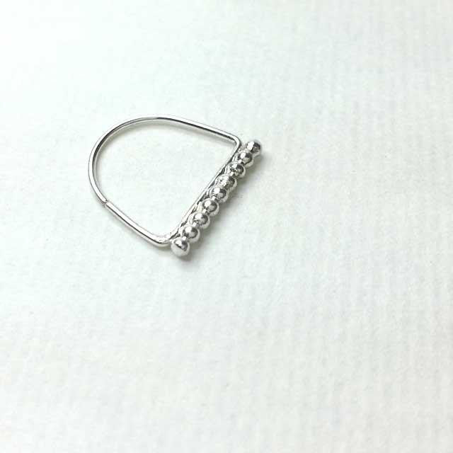 septum piercing jewelry 16g
