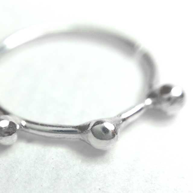 18 gauge nose ring
