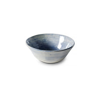 Ramekin Blue Wash