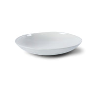 Spaghetti Bowl Plain White