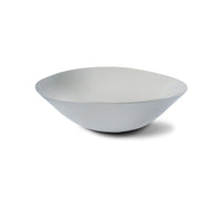 Salad Bowl Plain White