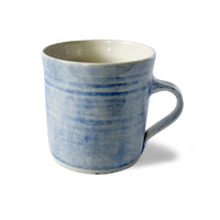Straight Mug Blue Wash