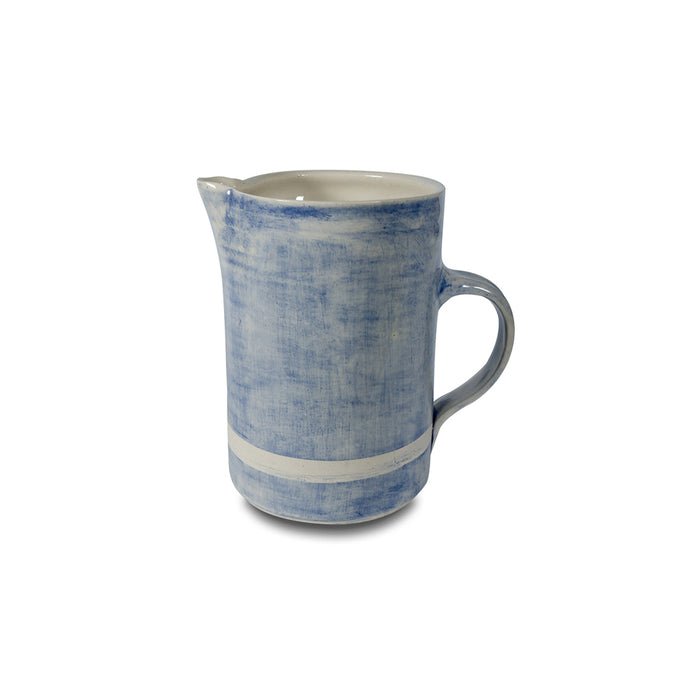 Small Water Jug Blue Beach Sand