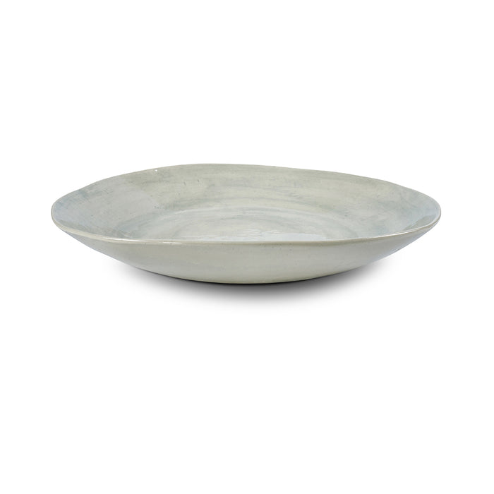 XL Deep Duck Egg Wash, Serving Dish - Wonki Ware Australia