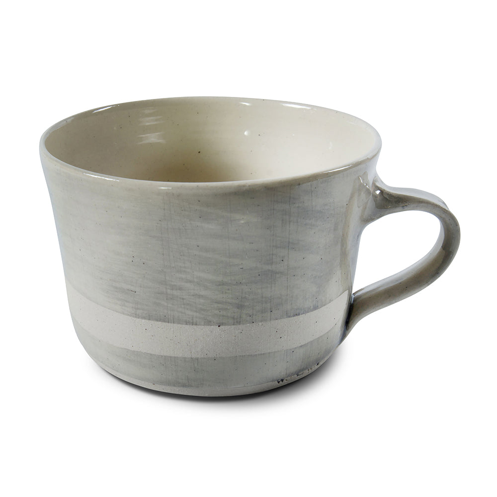Squat Mug Warm Grey Beach Sand, Mugs - Wonki Ware Australia