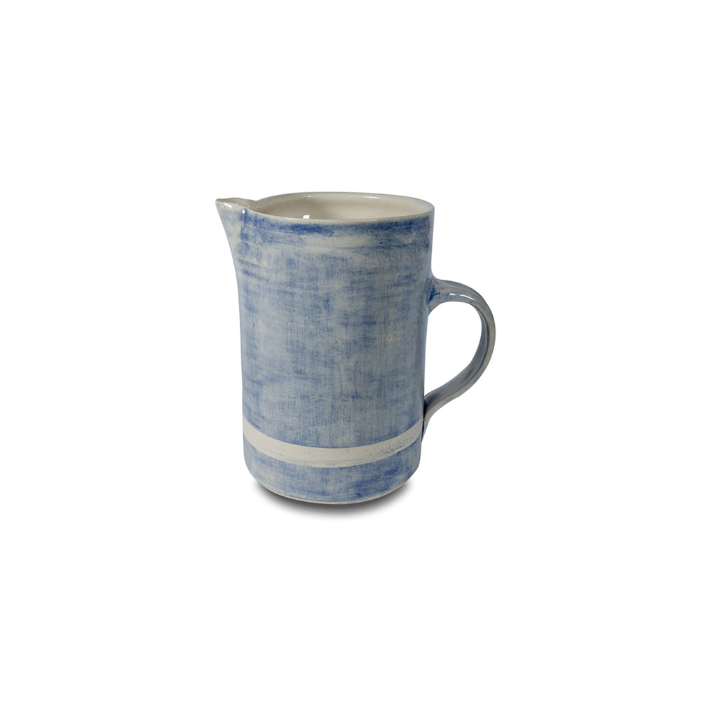 Milk Jug Blue Beach Sand
