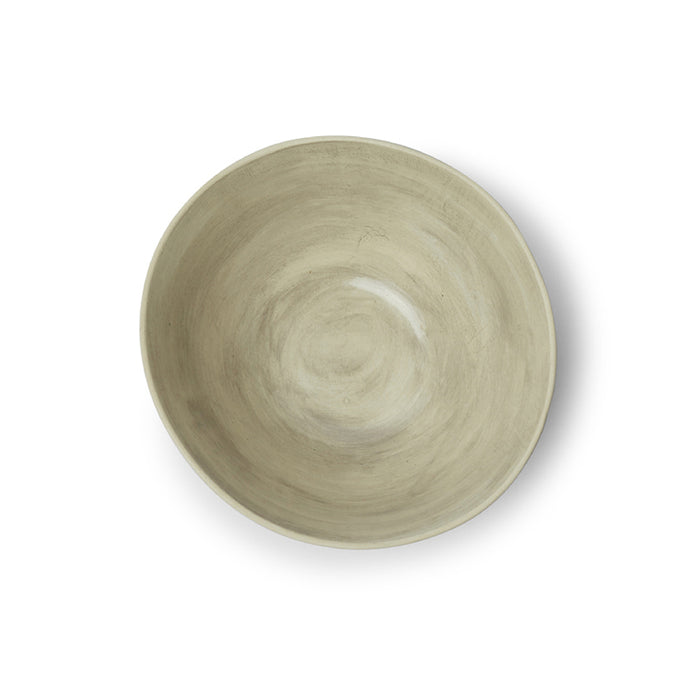 Pasta Bowl Warm Grey Beach Sand