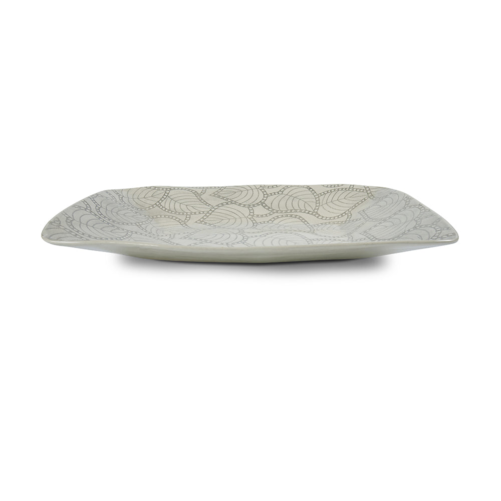 Trough Warm Grey Lace, Platters - Wonki Ware Australia