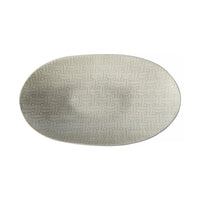 Etosha Warm Grey Lace, Serving Dish - Wonki Ware Australia