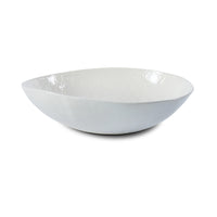 Pebble Salad Bowl White Lace, Bowls - Wonki Ware Australia