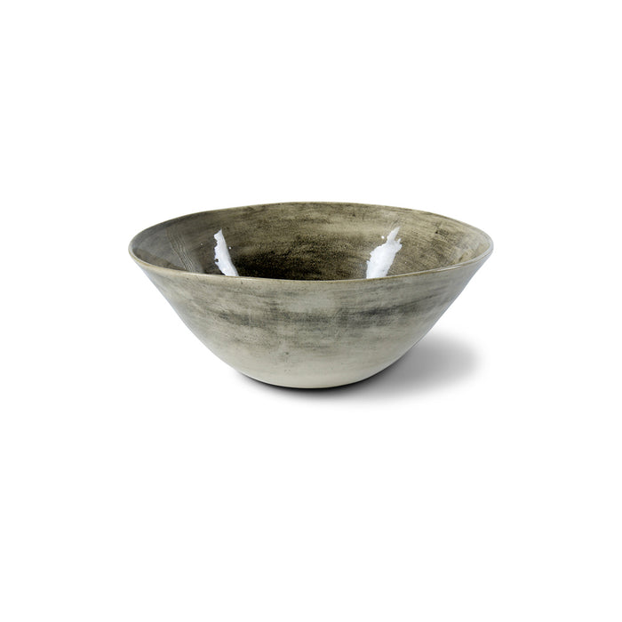 Pasta Bowl Black Wash