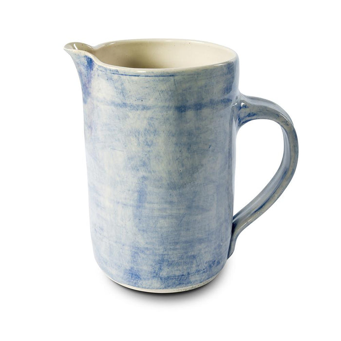 500ml Jug Blue Wash, Jugs - Wonki Ware Australia