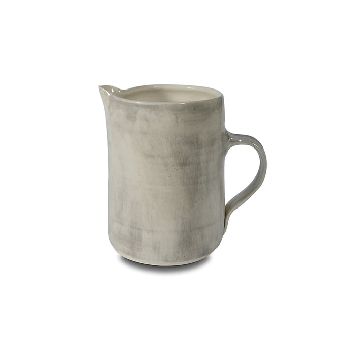 Small Water Jug Warm Grey Wash