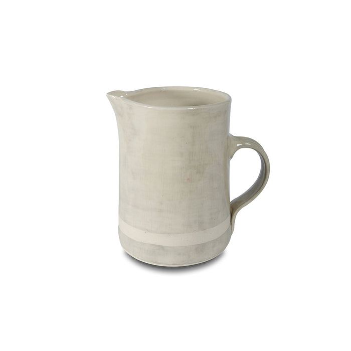 Small Water Jug Warm Grey Beach Sand