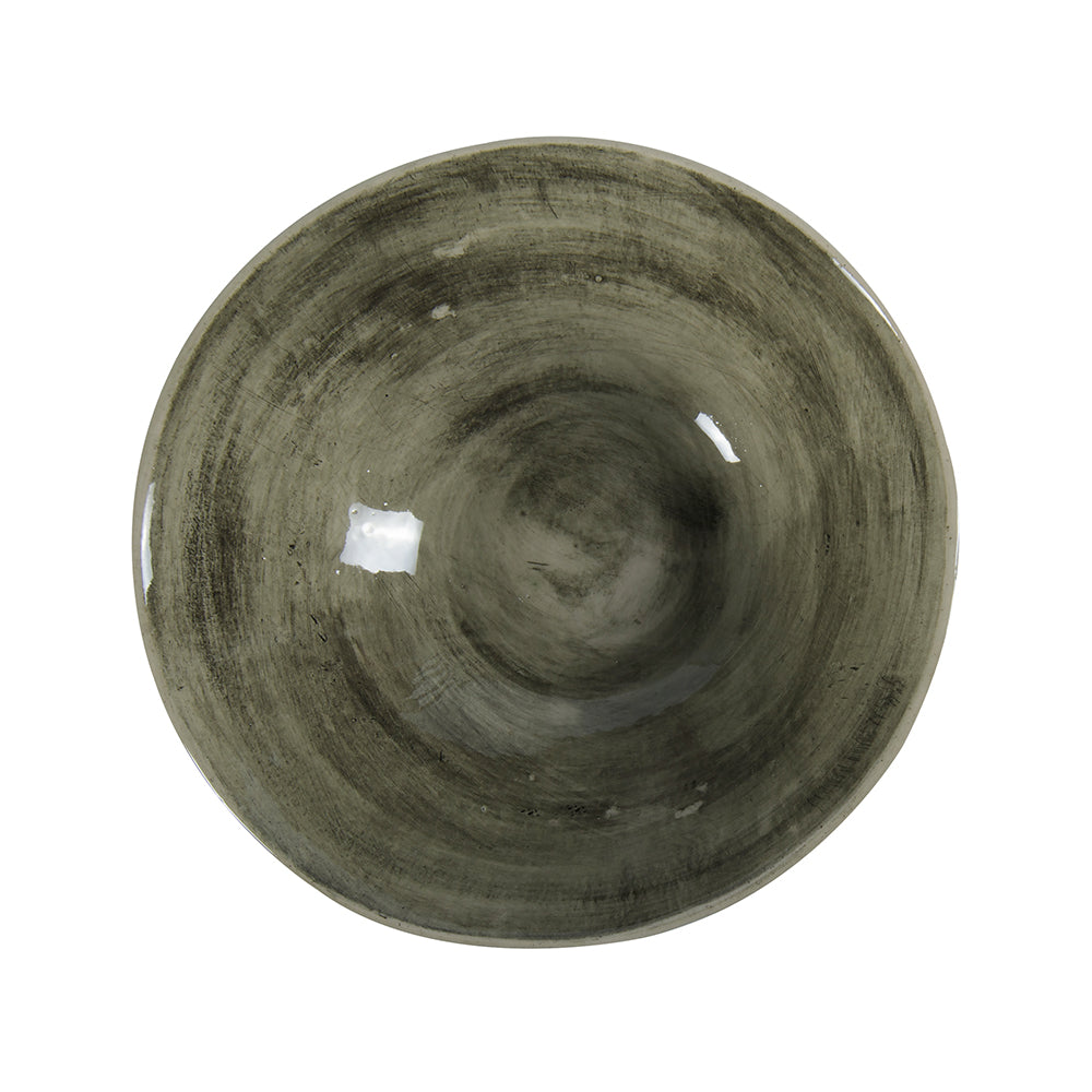 Salt Dish Black Wash, Accessories - Wonki Ware Australia