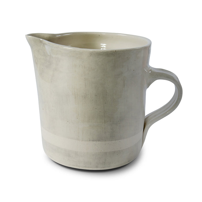 1lt Squat Warm Grey Beach Sand, Jugs - Wonki Ware Australia