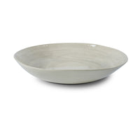 XL Deep Warm Grey Wash, Serving Dish - Wonki Ware Australia