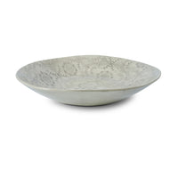 XL Deep Warm Grey Lace, Serving Dish - Wonki Ware Australia