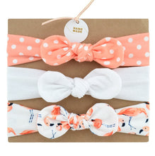 HB006 Baby Toddler Girls Hair Accessory Headband Bow - 11 Designs