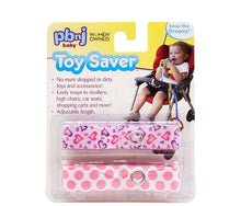 PBTS01 New PBNJ Set of 2 Toy Saver Leash