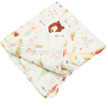 CH015 Infant Muslin Swaddle - Teepee