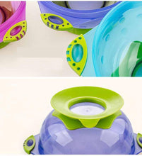 New Baby Toddler Non-slip Spill proof Snack Suction bowl BPA free