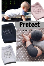 SOC006 Baby Boy Girl Crawling Pad Baby Knee Guard