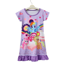 NG003 Girls My Little Pony Pajamas Nightgown Sleepwear