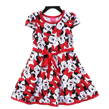 DIS002 Disney Minnie Mouse dress