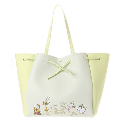 MMB11 Beauty and The Beast Drawstring Tote Bag