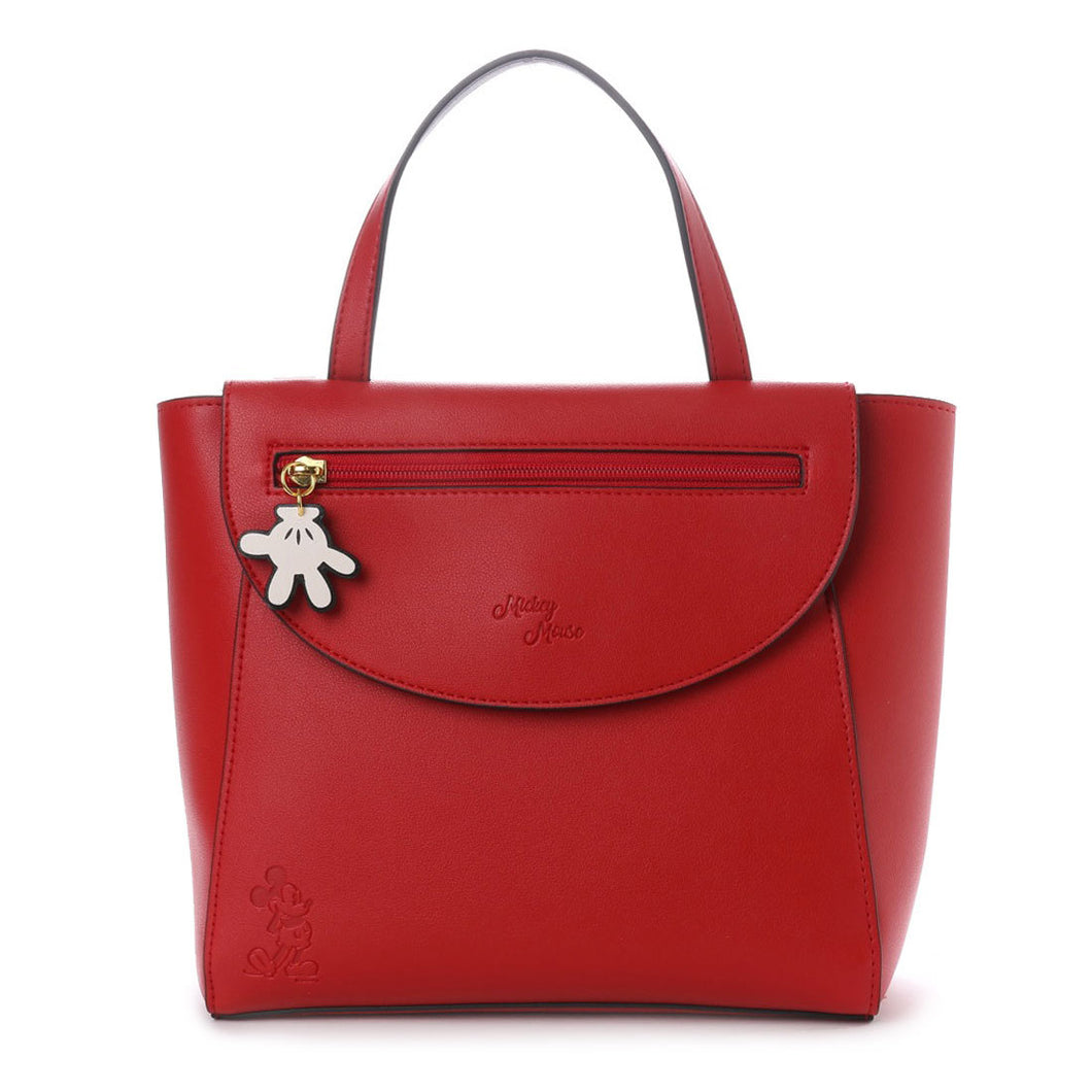 MMB05 Mickey Mouse Red Tote Sling Bag