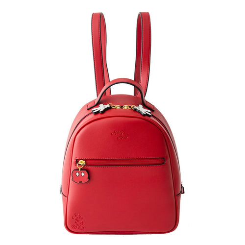 MMB06 Mickey Mouse Mini Backpack Red