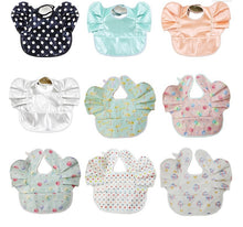 BB020 Baby Girls Triangle Bandana Bib - Super Cute