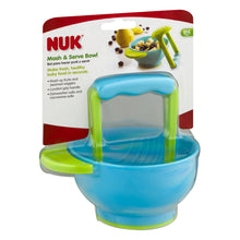 NUK Mash and Serve Bowl for Making Homemade Baby Food
