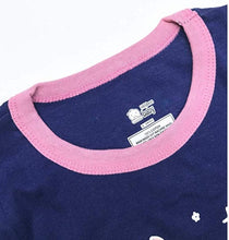KOR162 Toddler Kids Pajamas PJs Sleepwear - Navy unicorn