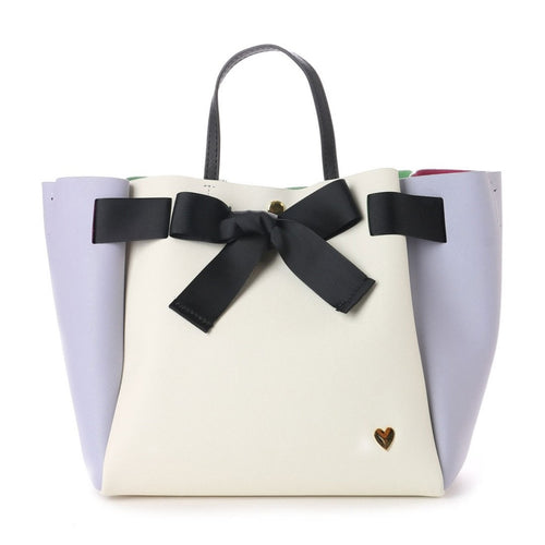 MMB14 Alice in Wonderland Shoulder Bow Bag